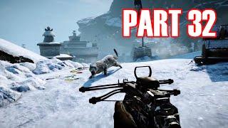 Far Cry 4 Gameplay Walkthrough Part 32 - THIS IS CRAZY!    Far Cry Xbox One Walkthrough