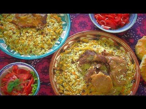 Γνωρίστε την παραδοσιακή κουζίνα του Ουζμπεκιστάν
