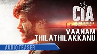 Vaanam Thilathilakkanu Full Song Releasing Online on Easter