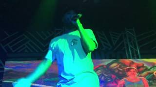 Dom Kennedy - Been Thuggin (Live at The Hangar in Miami on 10/17/2015)