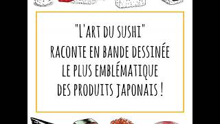 L\'Art du sushi - Bande annonce - ART DU SUSHI (L\')