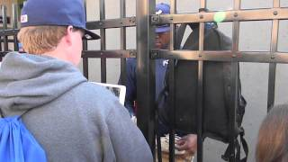Phillies Prospect Anthony Hewitt Signing Autographs HD