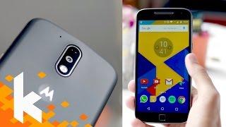 EIN SMARTPHONE FÜR ALLE: Moto G4 (Plus) Review!