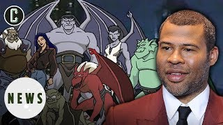 Jordan Peele Pitched a Gargoyles Movie to Disney, and They Said... Nothing?