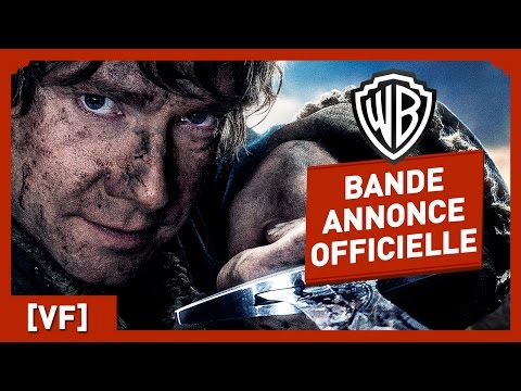 Le Hobbit : La Bataille des Cinq Armées - Bande Annonce Officielle (VF) - Peter Jackson