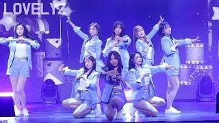 러블리즈(LOVELYZ), 'That day' (그날의 너), 4th mini album 'Heal', Choreography )