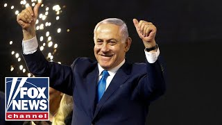 Israeli Prime Minister Benjamin Netanyahu Claims Victory