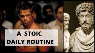 Stoicism: How to Be a Stoic in Daily Life | Marcus Aurelius' Morning Routine
