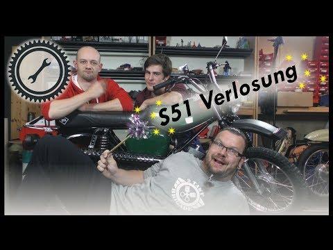 Verlosung der S51 Enduro [feat. 2Takt Brigade]