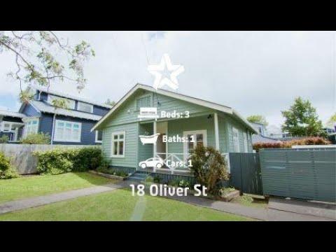 18 Oliver Street, Pt Chevalier