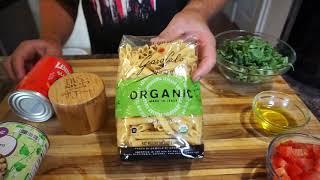 Mediterranean Pasta Salad Recipe – healthy recipe channel
