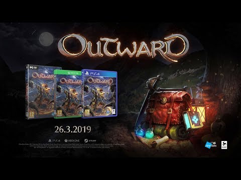 OUTWARD - Dev Diary #3 - Combat thumbnail