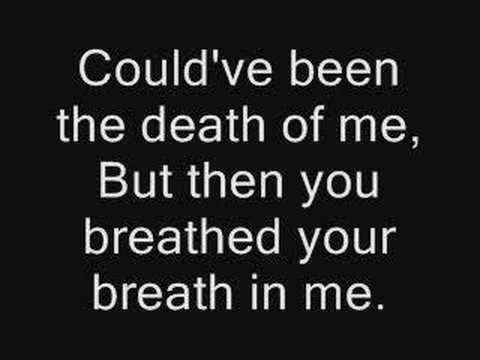 Crashed Lyrics Daughtry