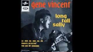 Gene Vincent and The Shouts EP Columbia ESRF 1649 (1965)