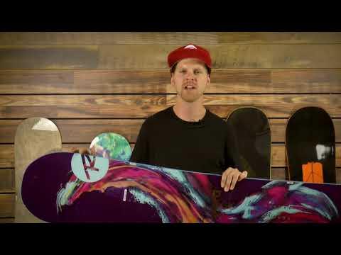 Rossignol Diva Snowboard- Women's 2019 Review