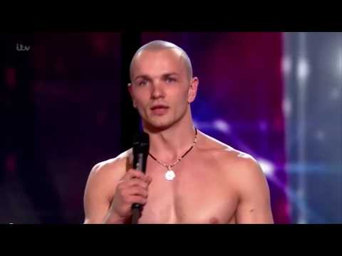 ALMOST DYING ACTS  IN THE HISTORY OF America's Got Talent (видео)