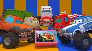 We Are The Monster Trucks | Road Rangers Cartoon Songs by Kids Channel