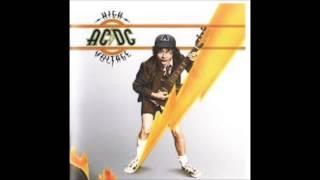 AC/DC - High Voltage - Rock 'n' Roll Singer HD