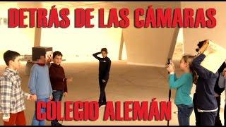 Detrás de las cámaras - Colegio Alemán de Madrid - Kids In Black - Web Serie