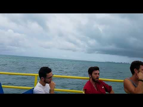 01-Boat Trip to Isla Mujeres from Cancun-Mexico