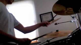 Bayside Half a Life Drum Cover
