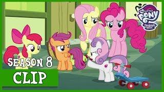 The Crusaders' Efforts to Get Enrolled in Twilight's School (Marks for Effort) | MLP: FiM [HD]