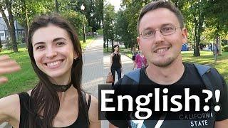Где УЧИТЬ АНГЛИЙСКИЙ язык. В какую страну поехать? Языковые курсы в США, Канаде...