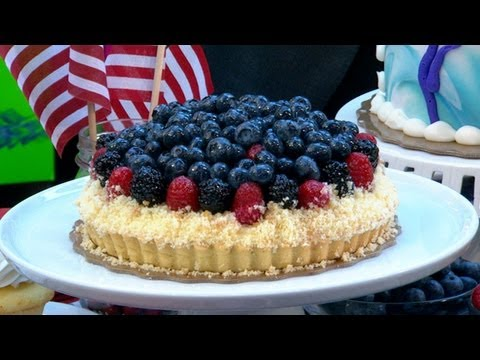 "4th of July Desserts: 'Cake Boss"" Italian Fruit Tart, Chocolate Covered Strawberry – Buddy Valastro"