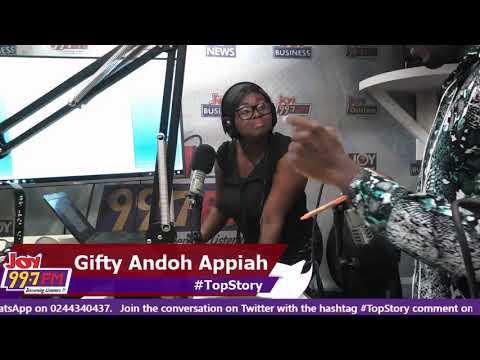 #TopStory on Joy FM (25-9-18)