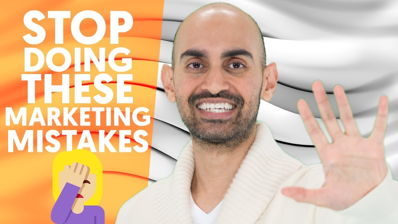 7 Online Marketing Mistakes You Need to Stop Making