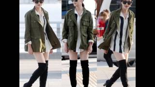 Collection Of Oh Yeon Seo Fashions - 오연서 패션