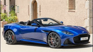 2020 Aston Martin DBS Superleggera Volante - Awesome Super GT