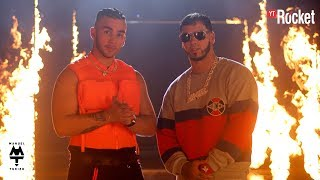 Descargar MP3 Te Quemaste - MTZ Manuel Turizo X Anuel AA | Video Oficial