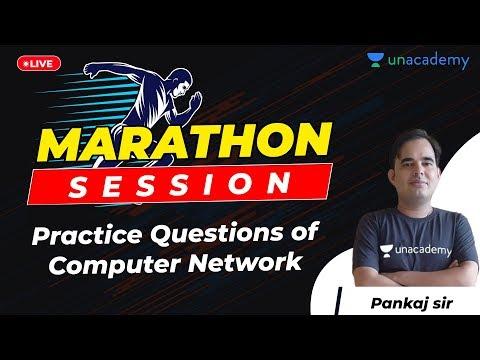Computer Network Practice Questions   GATE 2021 CSE Exam