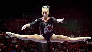 Floor Music Gymnastics #181 - Dance of the Sugar Plum Fairy