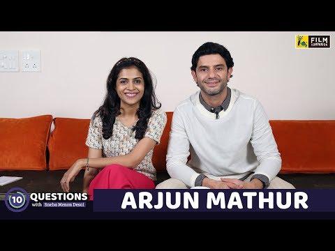 Arjun Mathur Interview with Sneha Menon Desai | Made In Heaven | 10 Questions | Film Companion