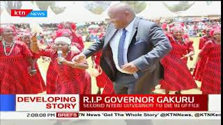 Life and times of Late Dr. Wahome Gakuru