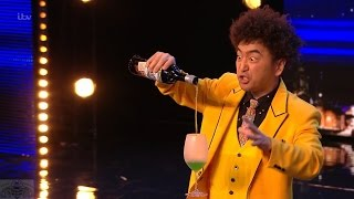 Britain's Got Talent 2017 Tanba The Japanese Danger Magician Amazes Simon Full Audition S11E06