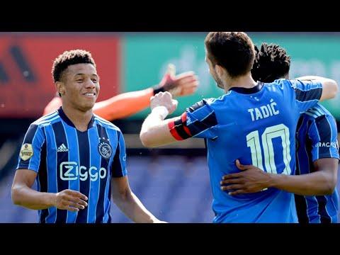 DEFESA AMIGA! AJAX CONTA COM DOIS GOLS CONTRA! Feyenoord 0 x 3 Ajax pelo Campeonato Holandês