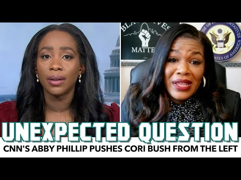 CNN Pushes Cori Bush From The Left