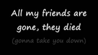 Korn Thoughtless (lyrics)