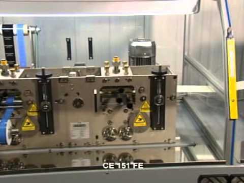 CE150_MACHINES POUR ÉTIQUETTES