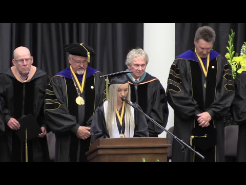 10 AM - 2018 Commencement Ceremony Assignments