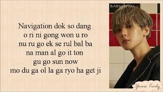 Baekhyun (EXO 백현) – UN Village (Easy Lyrics)