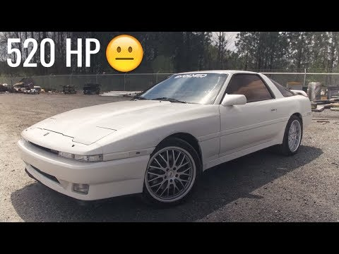 520 HP 1JZ Mk3 Toyota Supra Review! – Speed and Sophistication