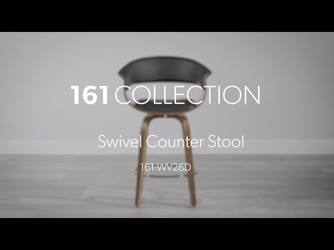 OFM 161 Collection WV26D Swivel Counter Stool