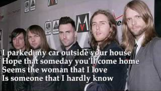 Maroon 5 - Losing My Mind lyrics