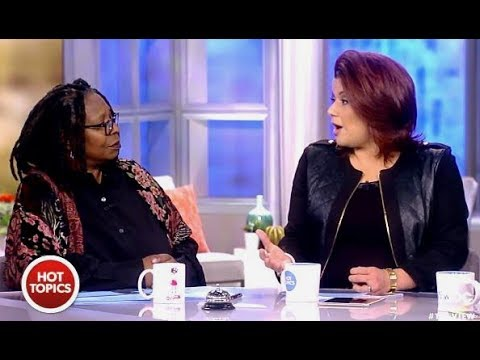 Panel Chats #Metoo & #TimesUp From The Golden Globes (The View)