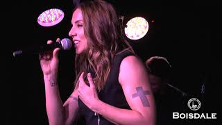 Melanie C Live at Boisdale of Canary Wharf