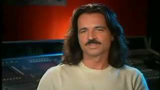Yanni - If I Could Tell You. Interview. Part 1/3. 270p